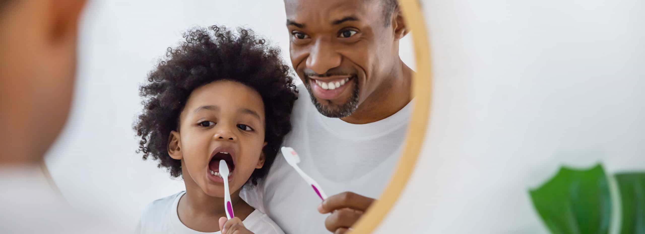 Tips to Get Your Child to Brush their Teeth