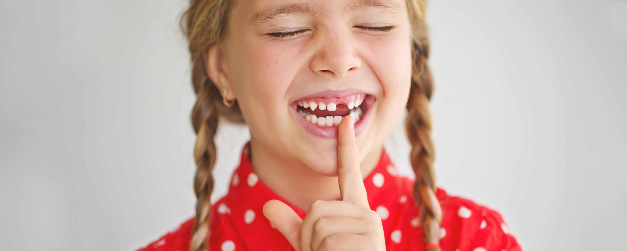 What Age Should Your Child be Losing Teeth?